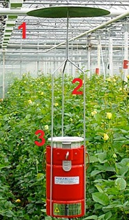 sulphur evaporator