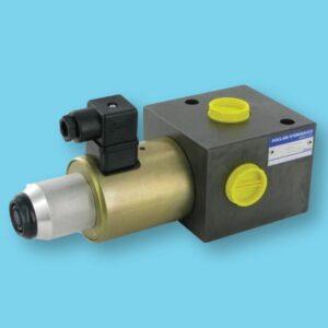 3/2 control valve with leak 3/4 12VDC - 941900936