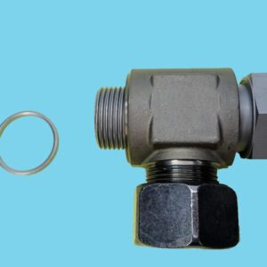 Angle coupling including seal ring - 941901092