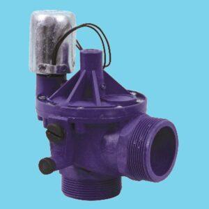Blue rain valve