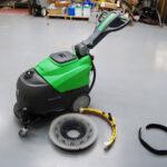 manual scrubber ct30