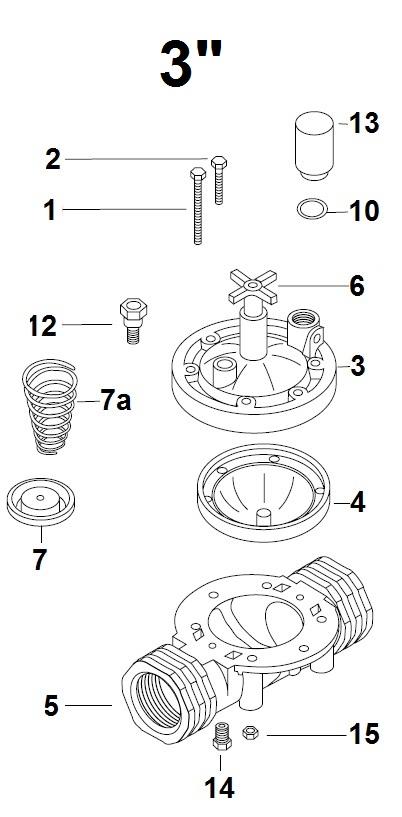 dorot valve 75 series 2 way