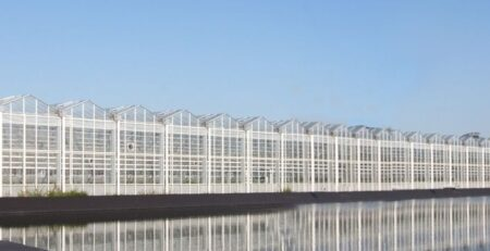 Banner greenhouse climate control