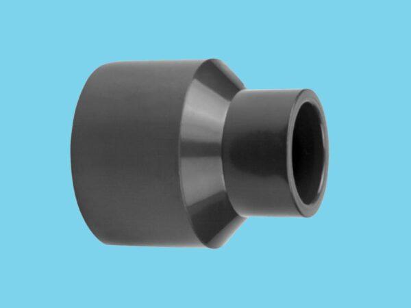 Reducing socket (insert) Ø125/110 x 90 mm 16bar pvc - 044002343