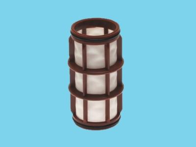 "Amiad-cylinder-1""   22-Micron  PL-brown - 050300407"