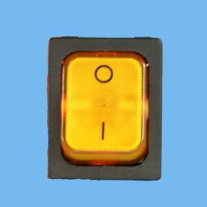 Cyklop power switch yellow - 083840672