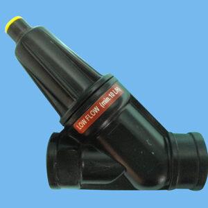 "Pressure reducing valve 3/4""lowflow D3"